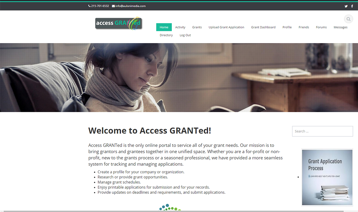 access:GRANTed